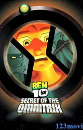 Ben 10: Secret of the Omnitrix poster