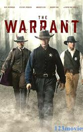 The Warrant poster