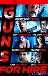 Guns for Hire poster
