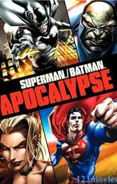 Superman/Batman: Apocalypse poster